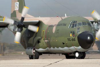 TC-66 - Argentina - Air Force Lockheed C-130H Hercules
