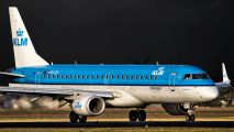 PH-EZH - KLM Cityhopper Embraer ERJ-190 (190-100) aircraft