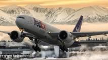 N852FD - FedEx Federal Express Boeing 777-200F aircraft