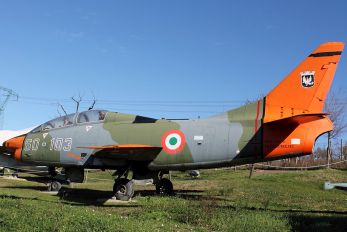 MM54403 - Italy - Air Force Fiat G91T