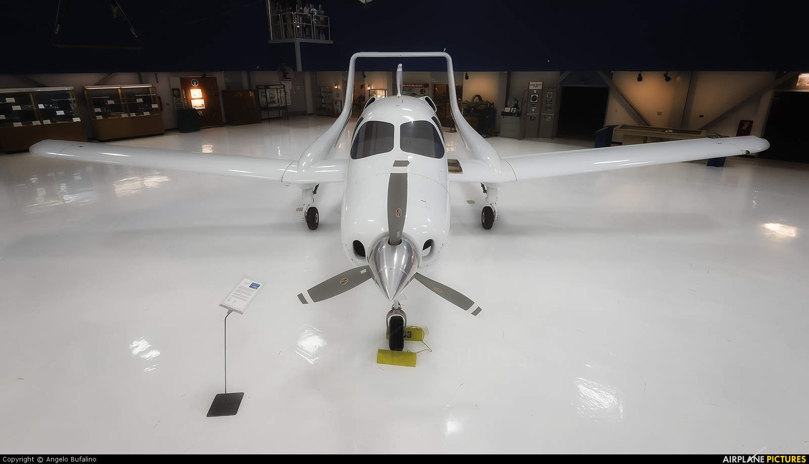 Private N309A aircraft at Lowry AFB
