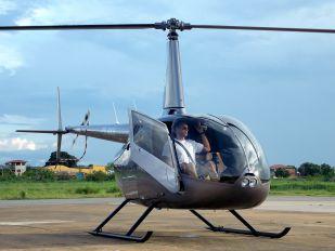 PR-MXH - Private Robinson R66