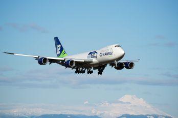 N770BA - Boeing Company Boeing 747-8F