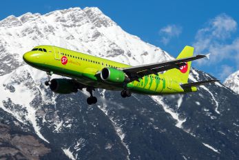 VQ-BDE - S7 Airlines Airbus A320