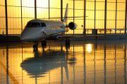 - - Private Gulfstream Aerospace G200 aircraft