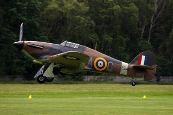 G-HURI - Historic Aircraft Collection Hawker Hurricane Mk.I (all models)