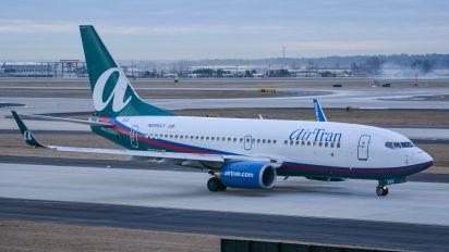 N299AT - AirTran Boeing 737-700