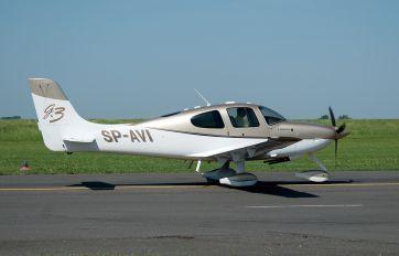SP-AVI - Private Cirrus SR20
