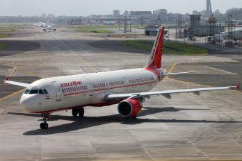 VT-PPU - Air India Airbus A321
