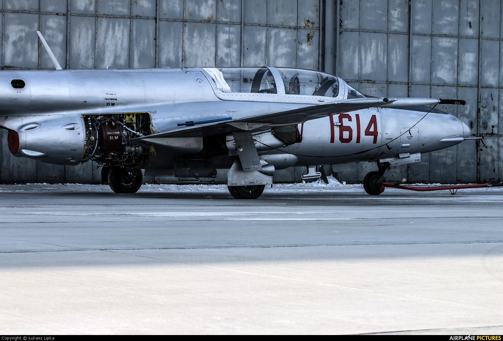 Poland - Air Force 1614 aircraft at Dęblin