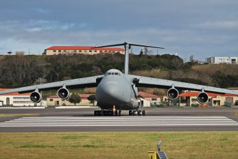 87-0039 - USA - Air Force AFRC Lockheed C-5B Galaxy