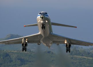 RA-65980 - Russia - Air Force Tupolev Tu-134AK
