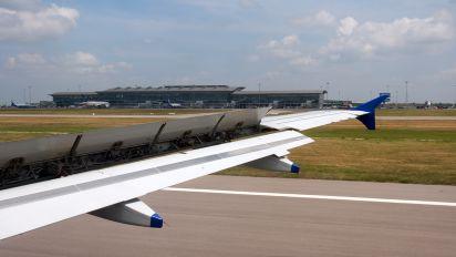 VT-INU - IndiGo Airbus A320