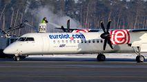 SP-EQK - euroLOT de Havilland Canada DHC-8-400Q / Bombardier Q400 aircraft