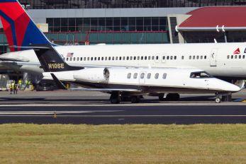 N10SE - Private Learjet 45