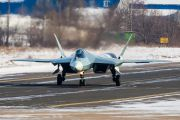 051 - Russia - Air Force Sukhoi T-50 aircraft