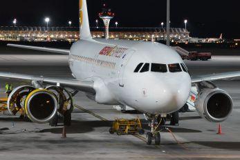 EC-FGR - Iberia Express Airbus A320