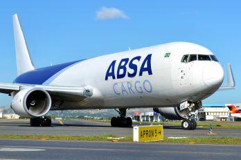 PR-ACG - ABSA Cargo Boeing 767-300F