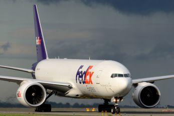 N851FD - FedEx Federal Express Boeing 777F