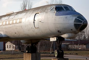 SP-LHC - LOT - Polish Airlines Tupolev Tu-134A