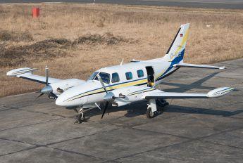 D-ILCE - Private Piper PA-31T Cheyenne
