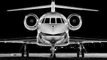 - - Private Dassault Falcon 2000 DX, EX aircraft