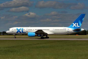G-VKND - XL Airways (Excel Airways) Boeing 757-200