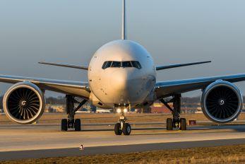 D-AALB - AeroLogic Boeing 777F