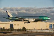 D-ALFC - Lufthansa Cargo Boeing 777F aircraft