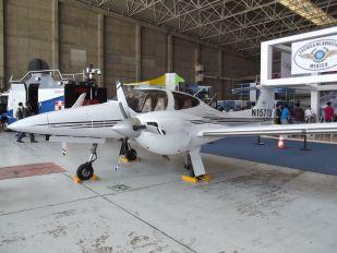 N157TS - Escuela de Aviación México Diamond DA 42 Twin Star