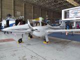 N157TS - Escuela de Aviación México Diamond DA 42 Twin Star aircraft