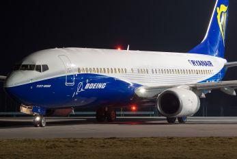EI-DCL - Ryanair Boeing 737-800