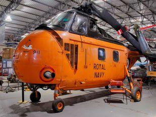 XA870 - Royal Navy Westland Whirlwind HAR.1