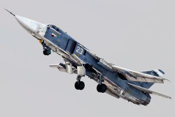 23 - Russia - Air Force Sukhoi Su-24M