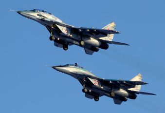 37 - Russia - Air Force Mikoyan-Gurevich MiG-29UB