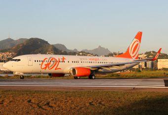 PR-GXO - GOL Transportes Aéreos  Boeing 737-800
