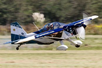 LV-X407 - Private Rans S-9 Chaos