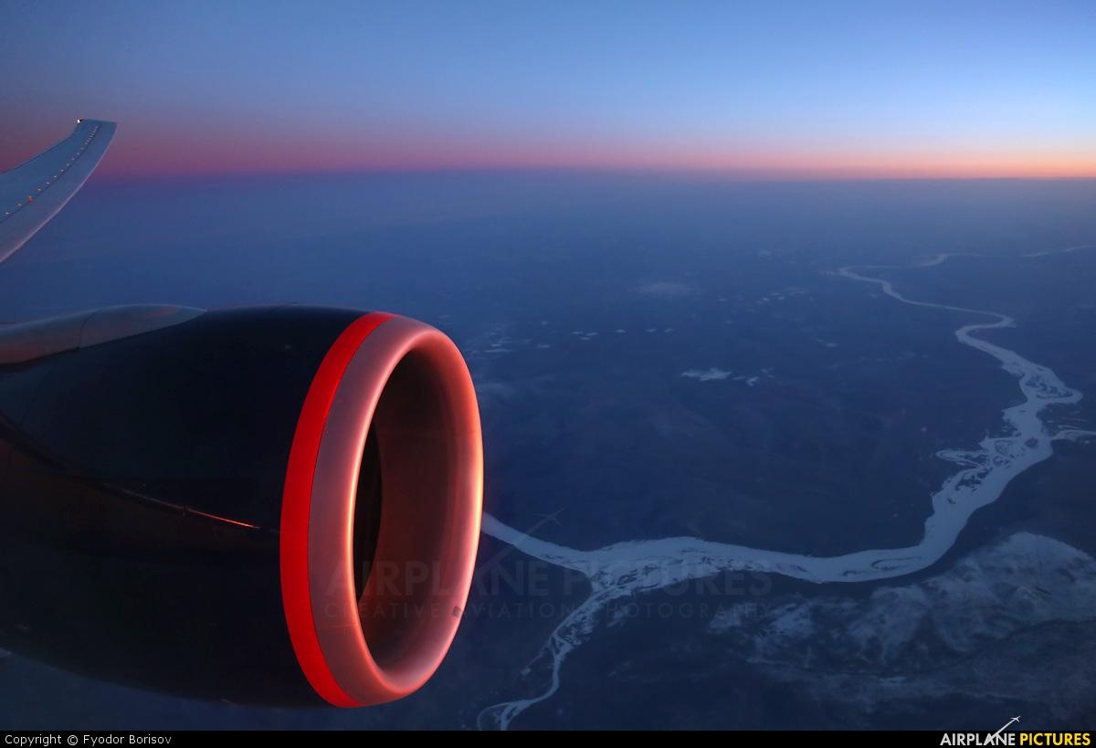 Aeroflot VP-BGD aircraft at In Flight - Russia