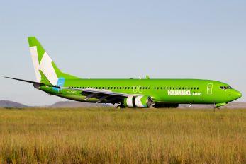 ZS-ZWC - Kulula.com Boeing 737-800