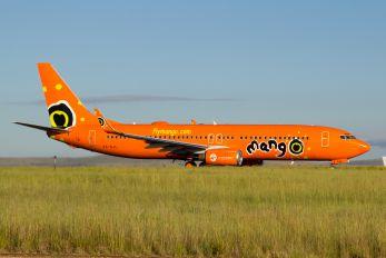 ZS-SJL - Mango Boeing 737-800