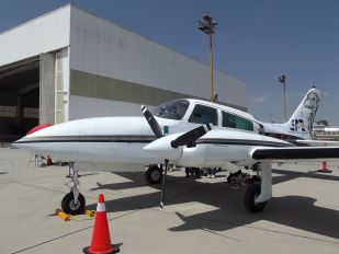 XB-EJC - Private Cessna 310
