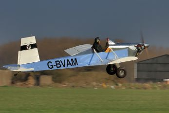 G-BVAM - Private Evans Volksplane