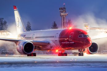EI-LNB - Norwegian Long Haul Boeing 787-8 Dreamliner