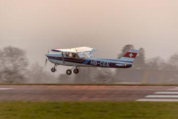 HB-CEE - Private Cessna 150