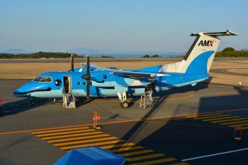 JA81AM - Amakusa Airlines de Havilland Canada DHC-8-100 Dash 8