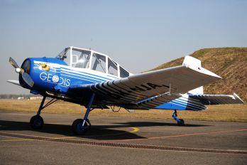 OK-NJA - Private Zlín Aircraft Z-37A Čmelák