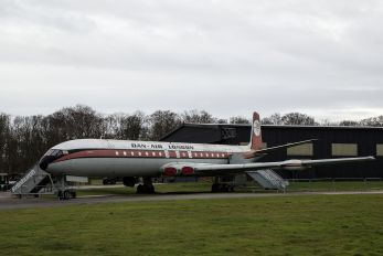 G-BDIX - Dan Air London de Havilland DH.106 Comet 4C