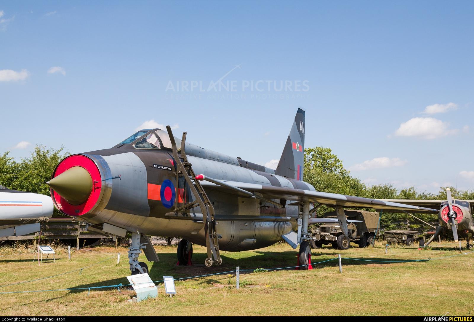 Royal Air Force XR771 aircraft at Coventry