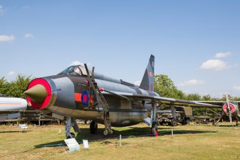 XR771 - Royal Air Force English Electric Lightning F.6