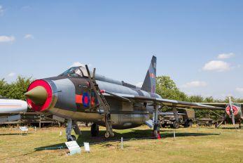 XR771 - Royal Air Force English Electric Lightning F.6